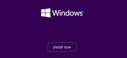 Win10 installation