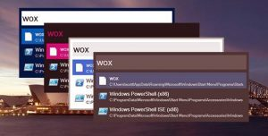 Wox software